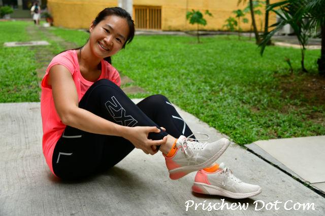 Review: ASICS® Gel-Kenun SP Running Shoes | PrisChew Dot Com