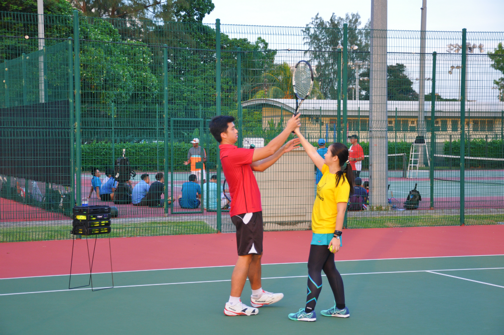 There are a few misconceptions that keeps people from learning tennis in Singapore.