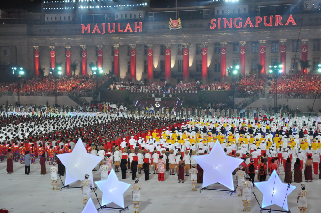 NDP 2015 was a truly unforgettable night.