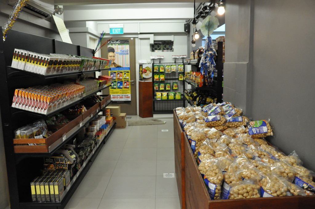 Plenty of items are available at Agrobazaar Malaysia.