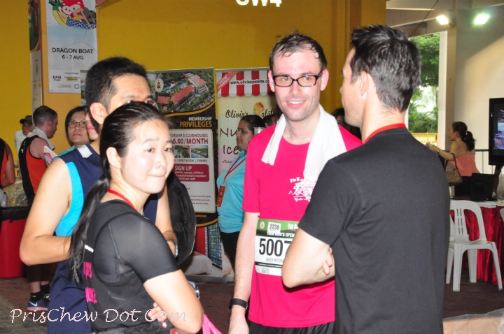 Most runners can benefit from aerobic training and regular MAF testing, says Ben (right).