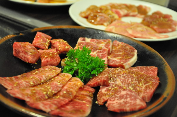 Wagyu beef.