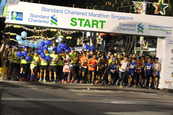 StanChart Marathon is into its 14th edition come December 2015.