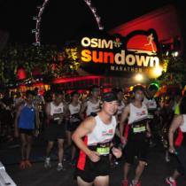 Are you ready for the 2016 edition of the OSIM Sundown Marathon?