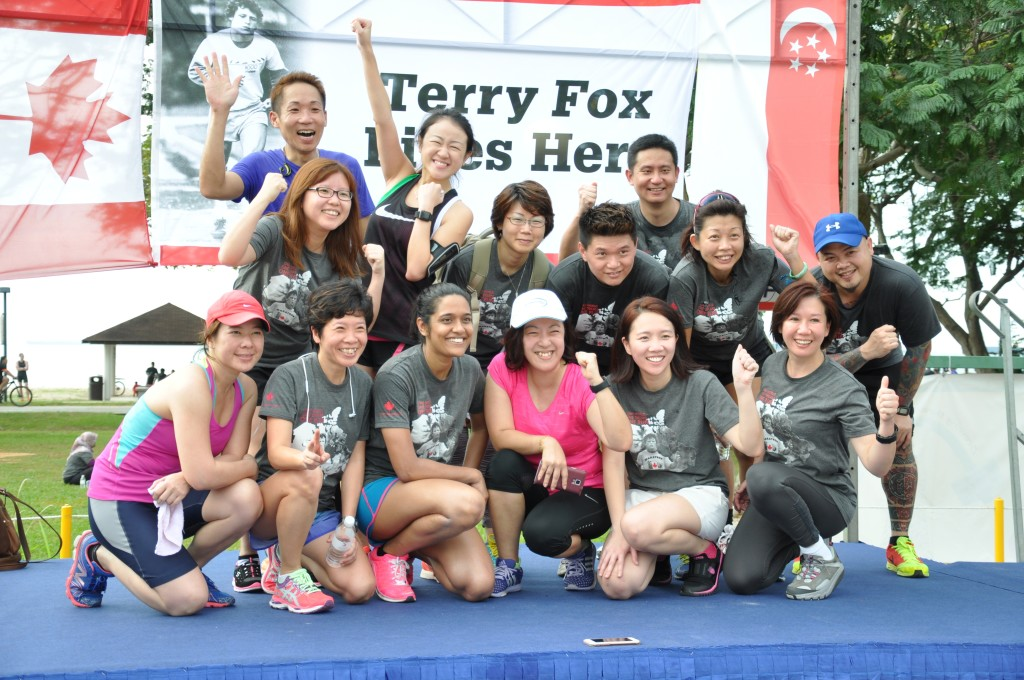 The legacy of Terry Fox will live on forever.