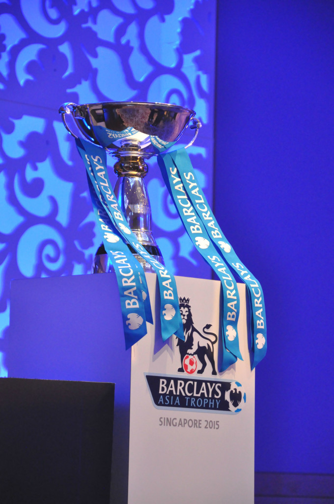 The Barclays Asia Trophy kicks off today.