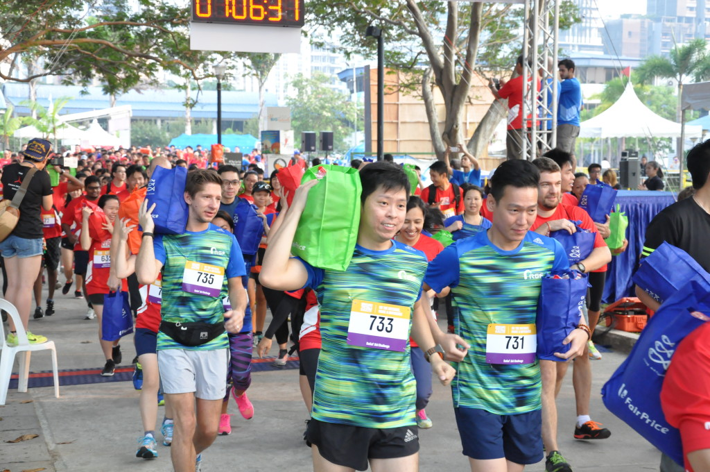 Ground Zero Run - Run for Humanity will be Netball Singapore's first CSR project with Mercy Relief.