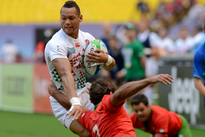 Dan Norton has scored 210 tries in the HSBC World Rugby 7s Series (Photo Credit : World Rugby)