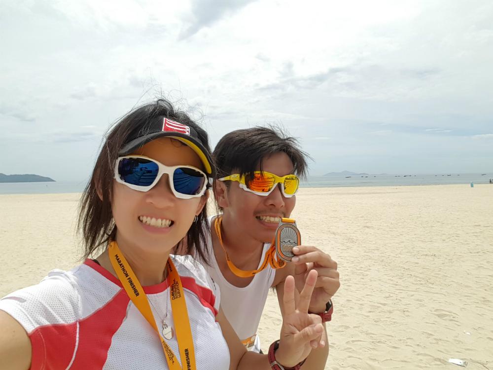Danang Marathon 2015.