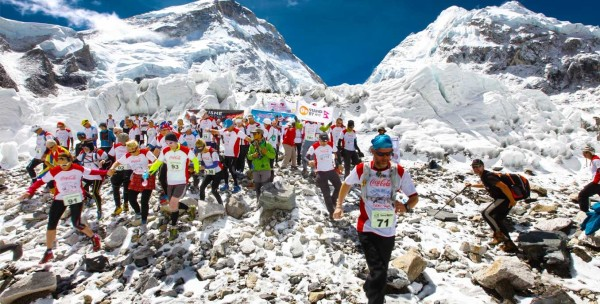 The Singapore Blade Runner is fully aware of the challenges that will await him on Mount Everest. Photo: runhaven.com