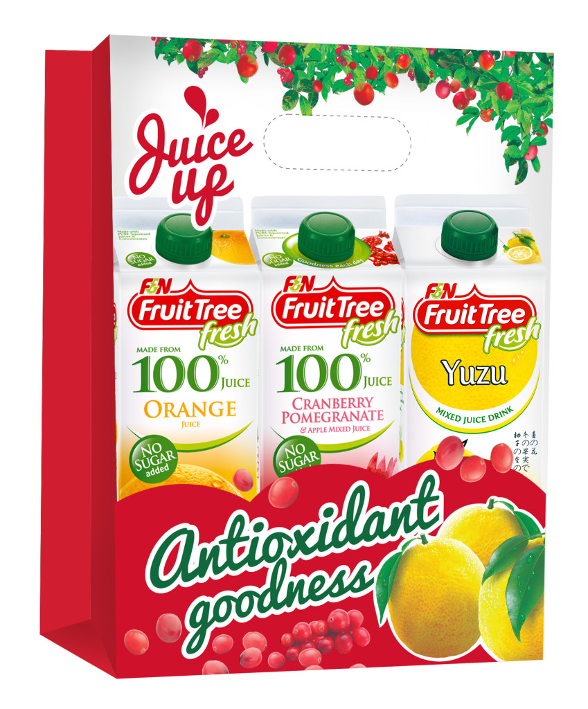 Fight the haze with F&N Fruit Tree Fresh's antioxidant pack. Photo Credit: F&N