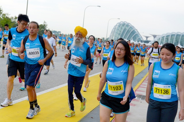 Runners at SCMS 2015 can look forward to plenty of exciting initiatives. (Photo by www.agelessonline.net)