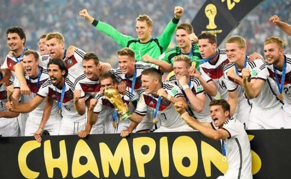 Germany triumph on Brazilian soil. (Image: reuters.co.uk)