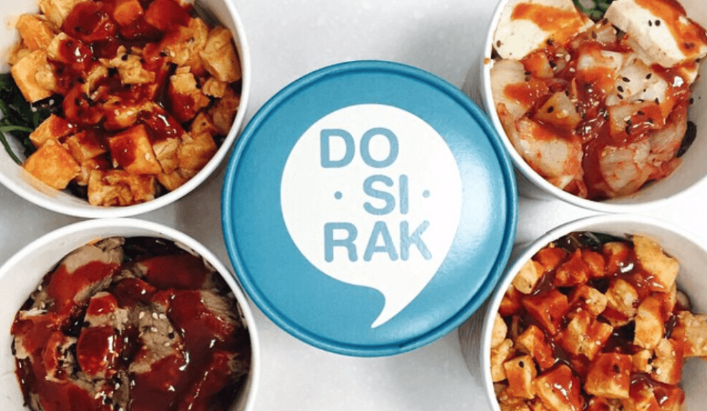 Tuck into healthy and nutritious meals from DoSiRak after your Puma Night Run. Photo by kavenyou.com