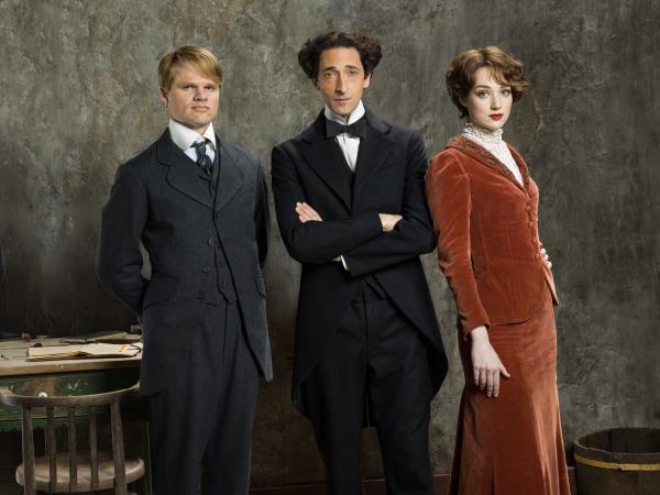 Houdini. (Image Credit: HISTORY).