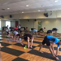 Yoga can benefit everyone.