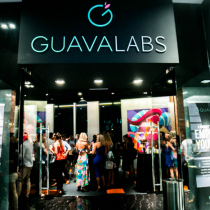 The GuavaLabs event space in Singapore.