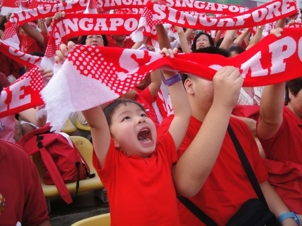 Singapore celebrates her 50th birthday this year.