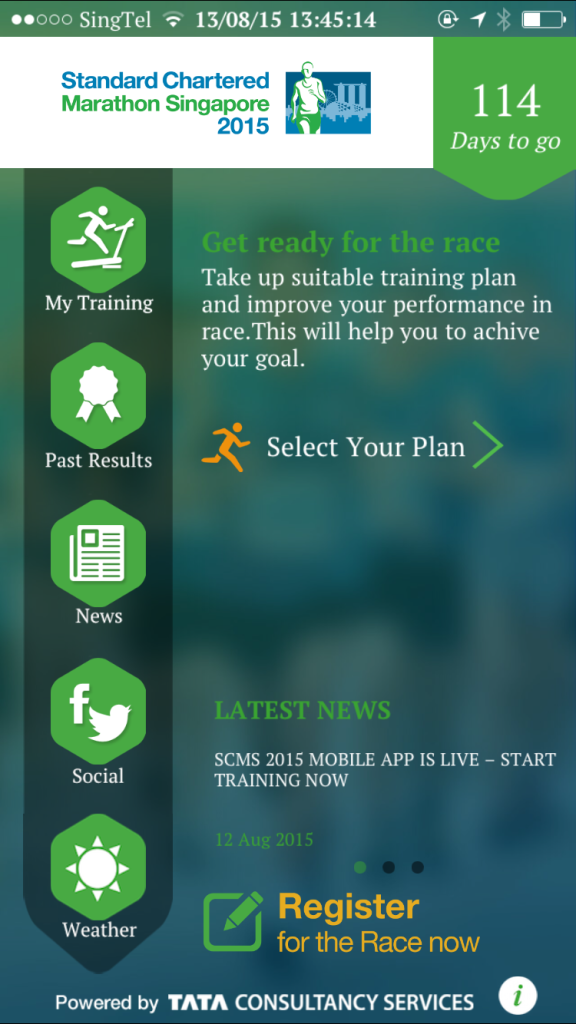 You can create a training plan to gear you up for SCMS.