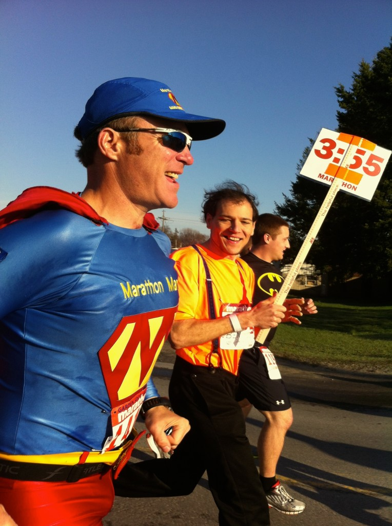 Marathon Man Runs 160 Marathons In 365 Days