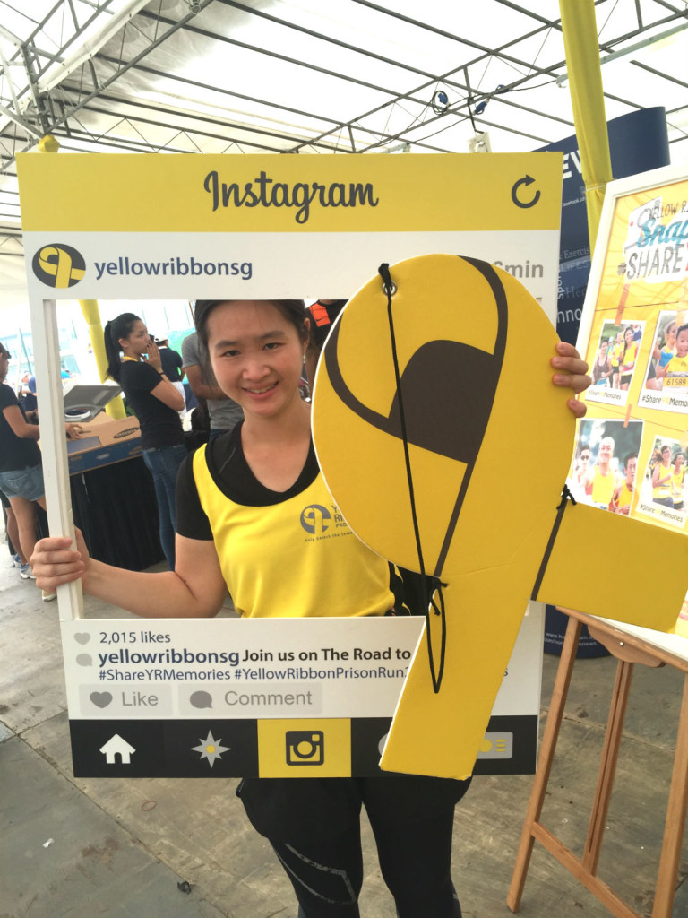Support second chances. Support the Yellow Ribbon Project.