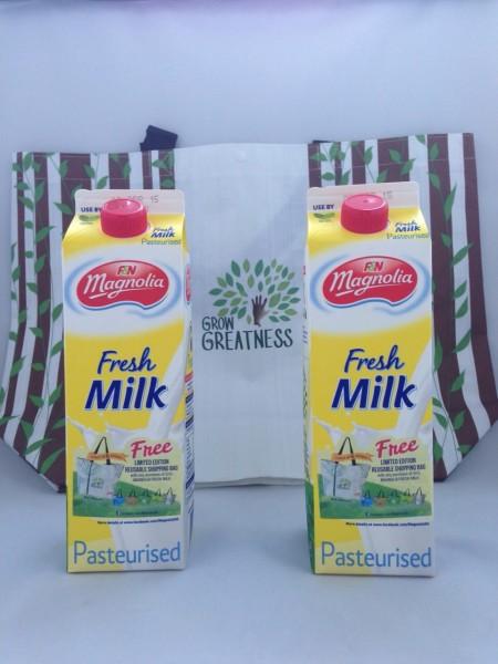 f&n Magnolia milk
