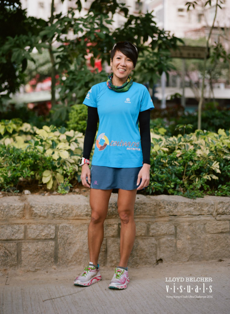 Jeri Chua is no stranger to the Singapore ultra running scene.