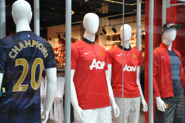 The hottest jersey in Man United stores will now have new signing Mata's name on it.
