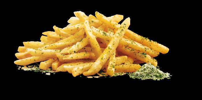 Seaweed Shaker Fries.