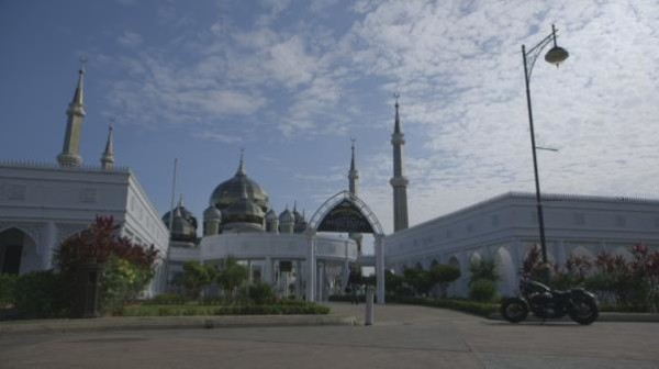 My Mosque S1A (Image Credit: HISTORY).