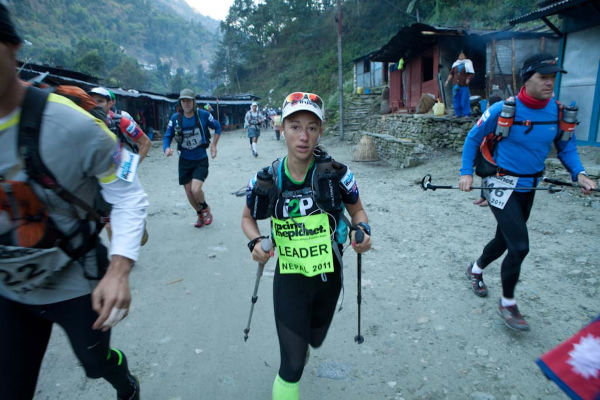 Nepal, 2011 (Credit: Racing The Planet)