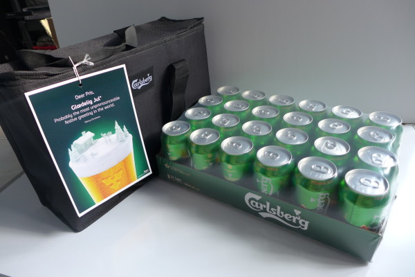 Drink Carlsberg beer and earn SGD10,000.