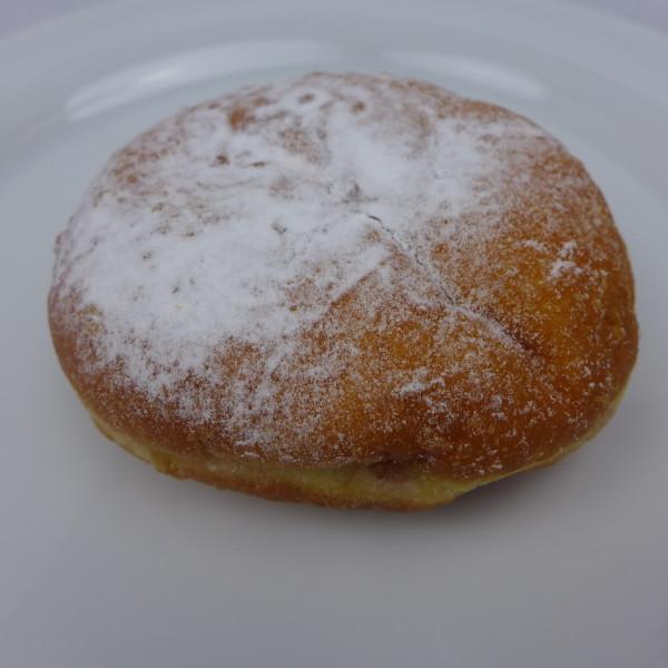 Berliner Jam Doughnut.