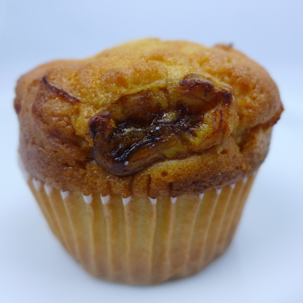 Mouth-Watering Banana Muffin.