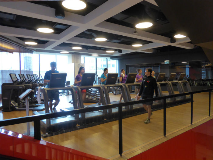 We're so exhausted. Is this going to end soon? (Photo Credit: Virgin Active).