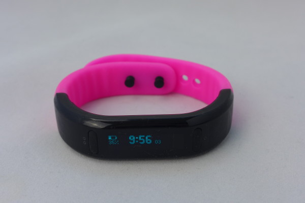 The Soleus GO! activity tracker.