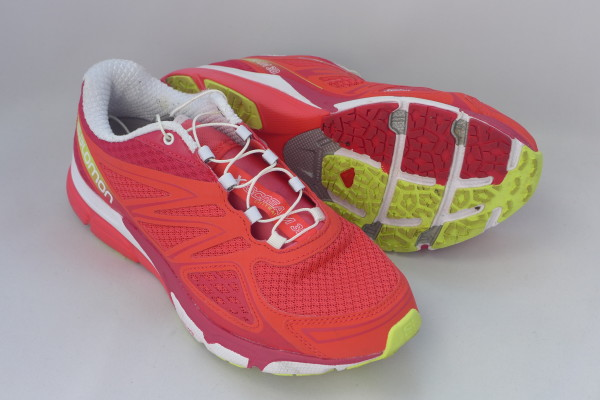 The Salomon X-Scream 3D is a good pair of urban running shoes.