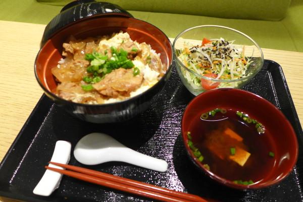 The Oyakudon Set.