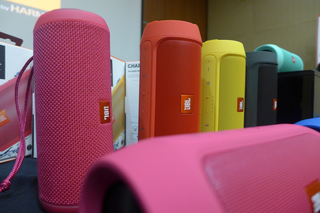 JBL products are full of passion and dynamism.