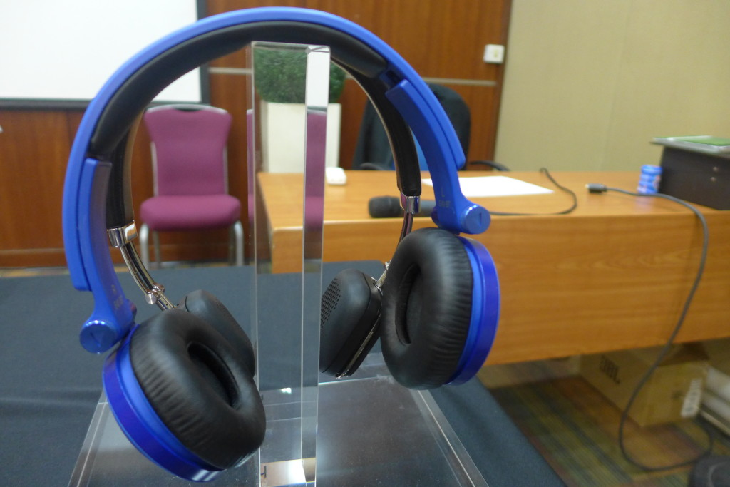 Harman Kardon earphones.