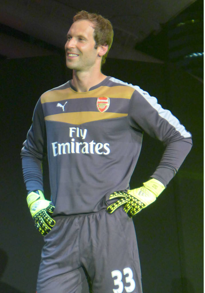 Cech has already made his presence felt at Arsenal.