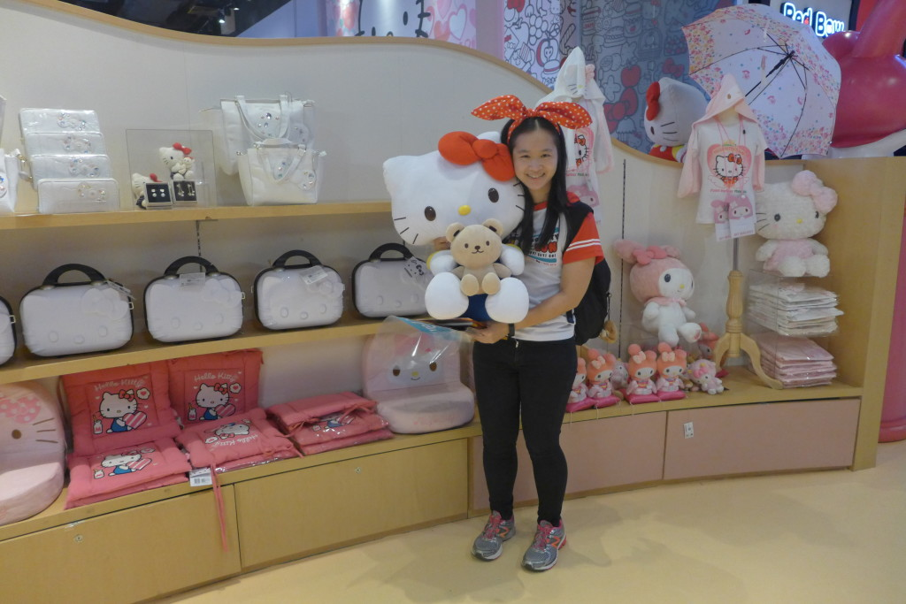 Sanrio Hello Kitty Town has so much to see & do as well.