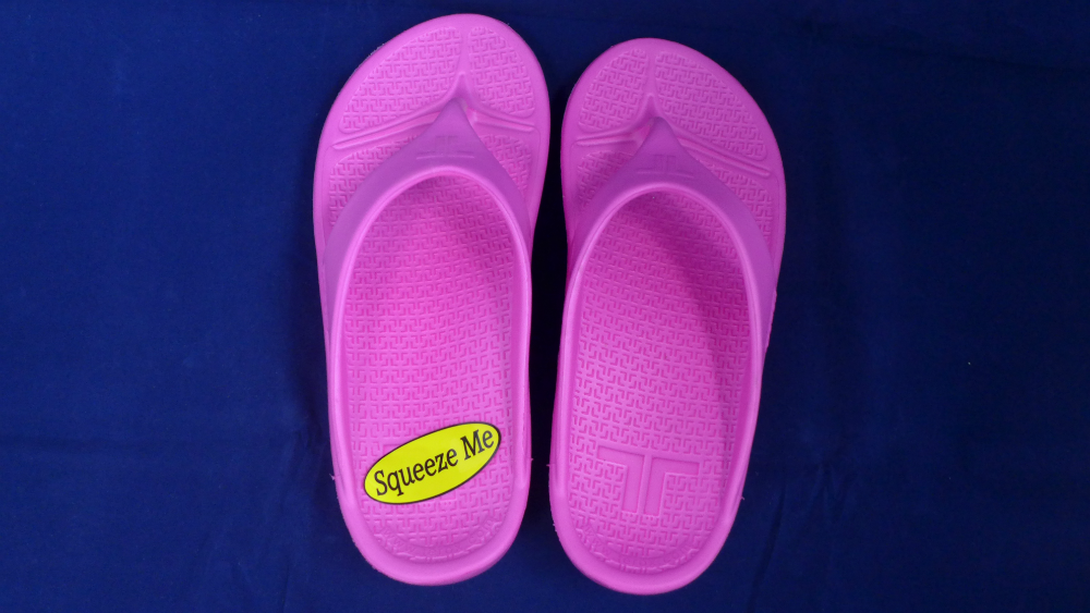 Telic Sandals are indeed a comfortable pair of shoes when the feet are tired.