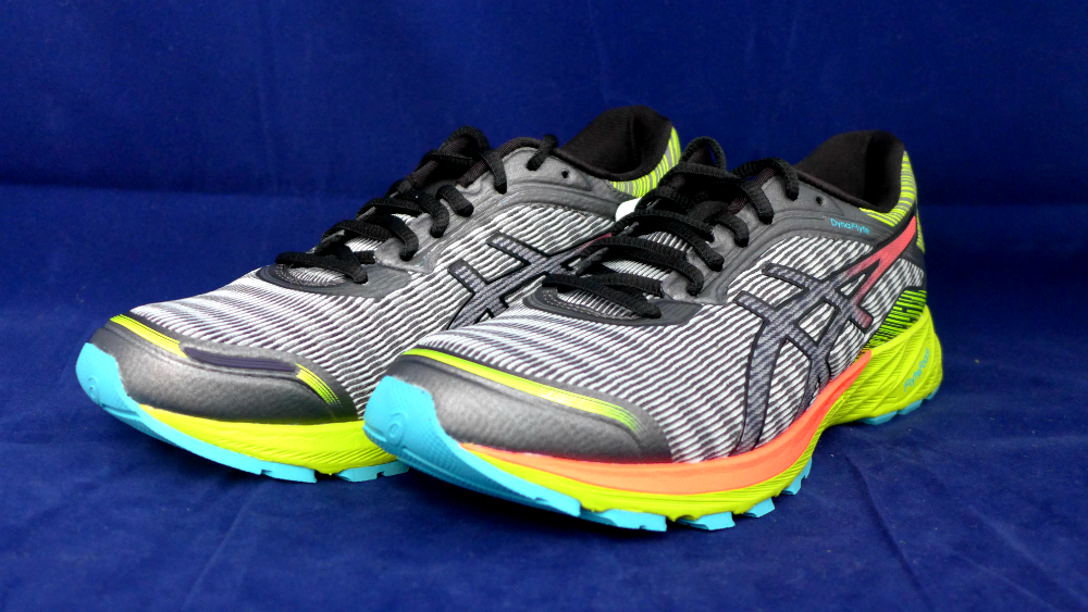 The FlyteFoam cushioning can withstand shock really well.