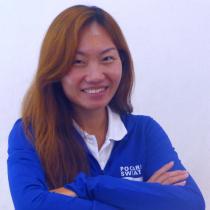 Pocari Sweat ambassador and Olympics marathoner, Neo Jie Shi.