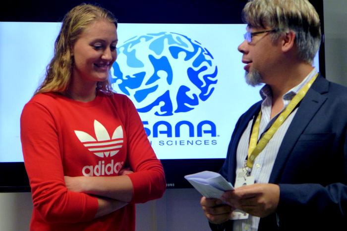 Q&A with Kristina Mladenovic.