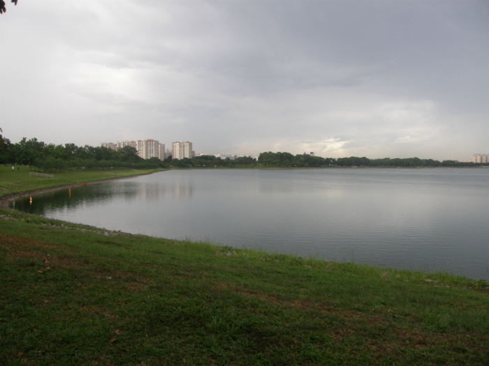 Catch Omnyte at Bedok Reservoir Park.