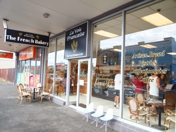 This French bakery cafe is a hidden find in Dominion Road, Auckland. Source: easyfoodhacks.blogspot.com