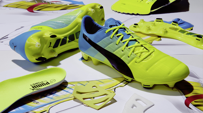 The evoPOWER 1.3 is the latest addition to Puma's evoPOWER football boots range. [Photo by PUMA]