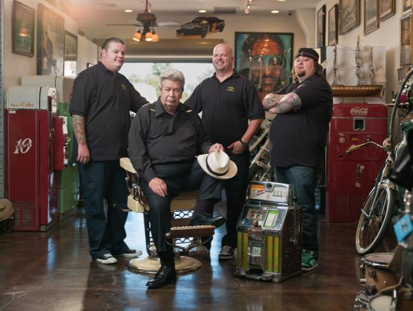 Pawn Stars S13A (Image Credit: HISTORY)